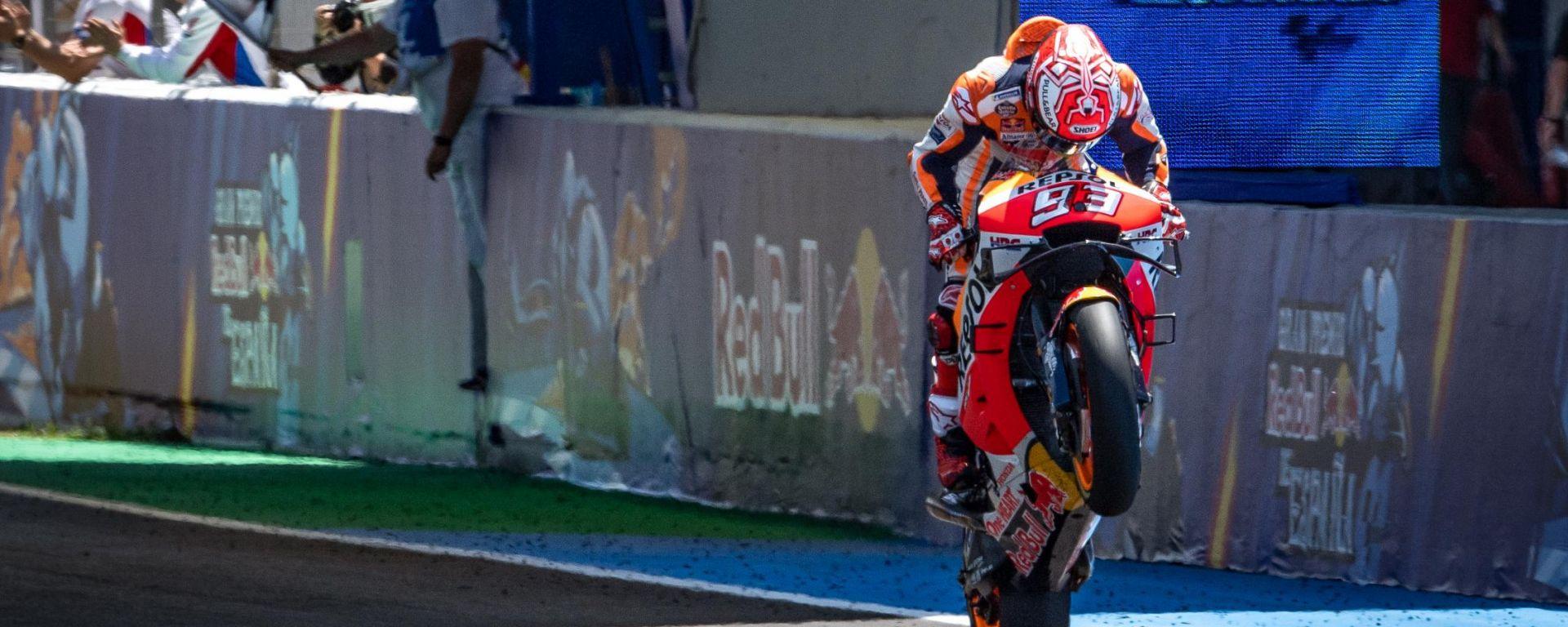 MotoGP Spagna 2019, le pagelle di Jerez de la Frontera