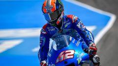 MotoGP Spagna 2020, Jerez - Alex Rins (Suzuki)