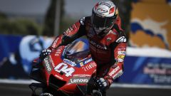 MotoGP Spagna 2020, Jerez - Andrea Dovizioso (Ducati)