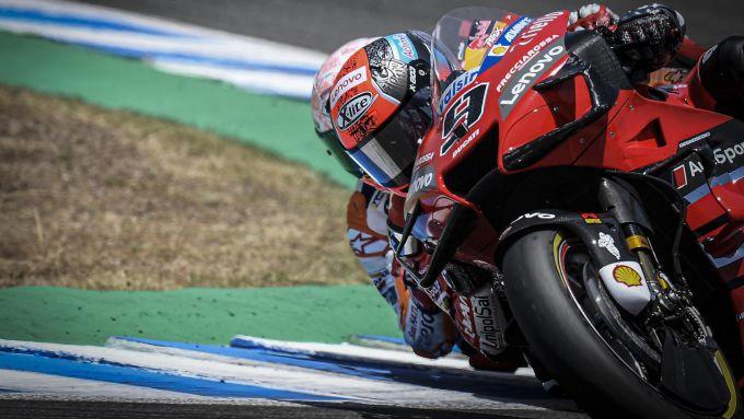 MotoGP Spagna 2020, Jerez - Danilo Petrucci (Ducati)
