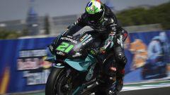 MotoGP Spagna 2020, Jerez - Franco Morbidelli (Yamaha)