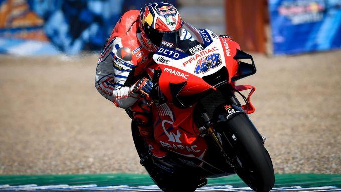 MotoGP Spagna 2020, Jerez - Jack Miller (Ducati)