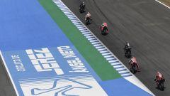 MotoGP Spagna 2020, Jerez - prime fasi di gara