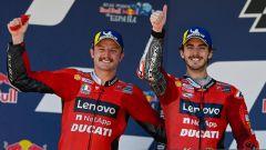Ducati, Paolo Ciabatti soddisfatto della coppia Miller-Bagnaia