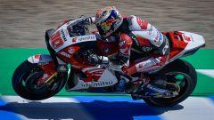 MotoGP Spagna 2021, FP3: Morbidelli e Bagnaia in Q2, Marquez, che rischio!