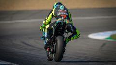 MotoGP Spagna 2021, Jerez: Valentino Rossi (Yamaha)