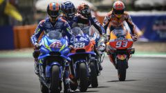 "MotoGP Spagna, Dovi e Marquez ottimisti. Vinales ""Disastro Yamaha"" - Immagine: 3"