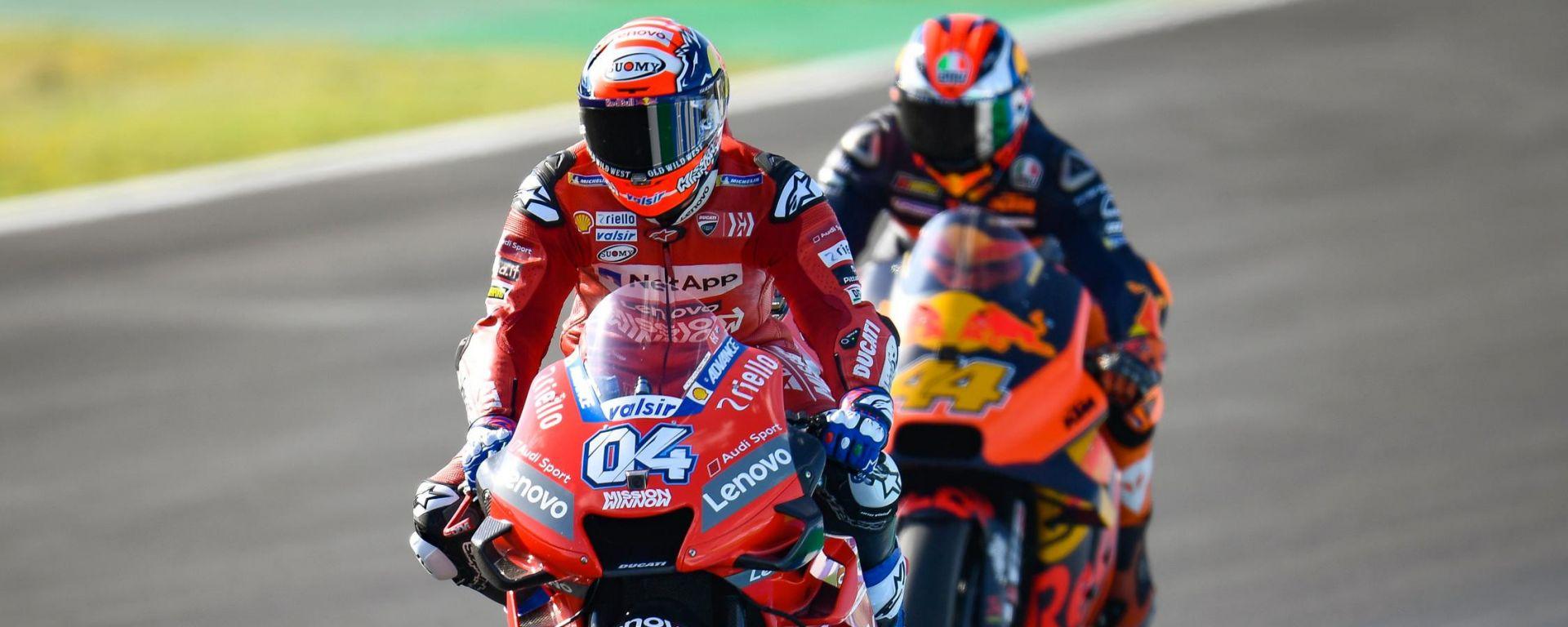 "MotoGP Spagna, Dovi e Marquez ottimisti. Vinales ""Disastro Yamaha"""