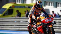 "MotoGP Spagna, Dovi e Marquez ottimisti. Vinales ""Disastro Yamaha"" - Immagine: 13"