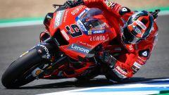 MotoGP Spagna: è ancora Petrucci nelle FP3, Rossi fuori per un pelo - Immagine: 1