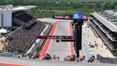 Albo d'oro GP Americhe MotoGP, Moto2, Moto3