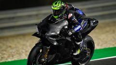 MotoGP Test 2021, Losail: Cal Crutchlow in sella alla Yamaha