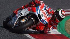 MotoGP Test Barcellona, Jorge Lorenzo