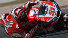 MotoGP Test Barcellona, Michele Pirro