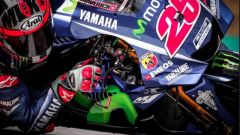 MotoGP Test Brno 2017, la nuova carena aerodinamica della Yamaha M1