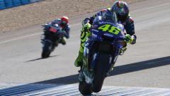 MotoGP Test Jerez 2018 - Valentino Rossi (Yamaha)