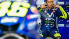 """MotoGP, Test Jerez, Rossi: """"Scelto il motore, ma vanno risolti i problemi"""""""