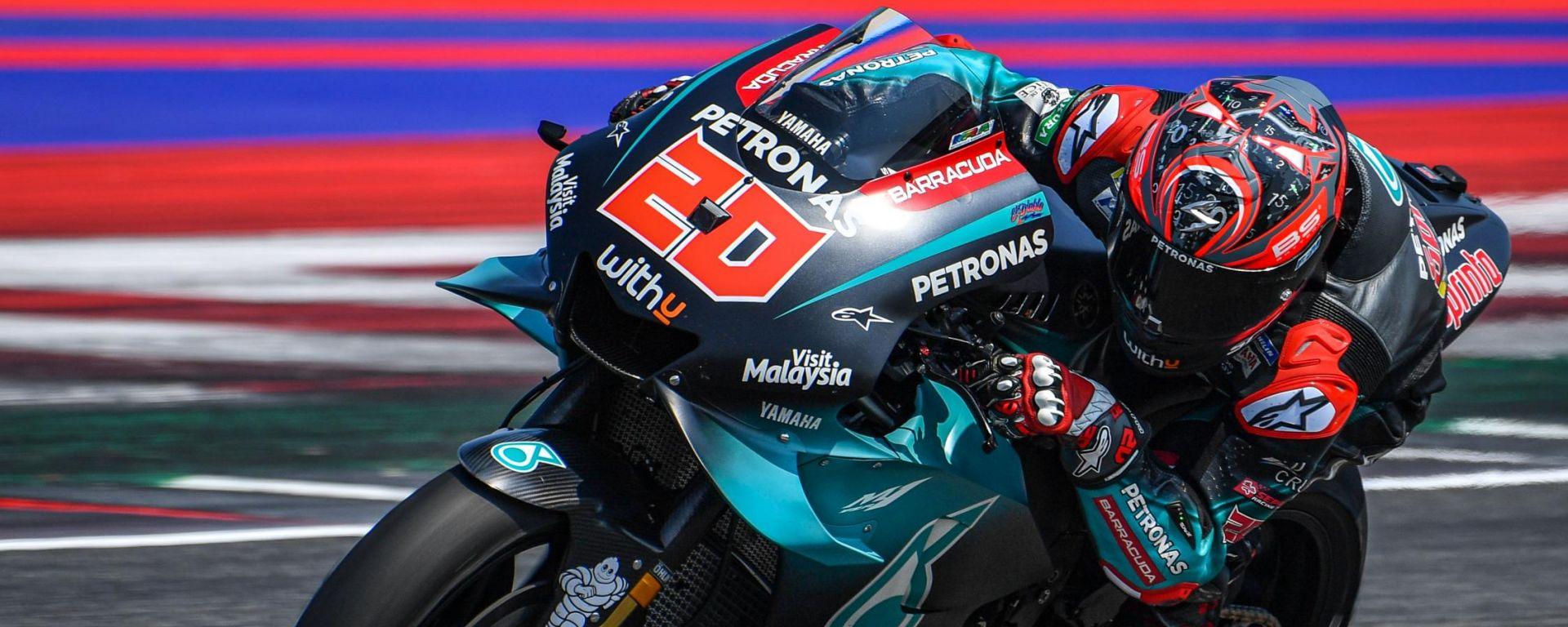 MotoGP Test Misano 2019, Fabio Quartararo (Yamaha Petronas SRT)