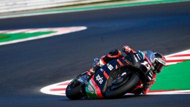 MotoGP Test Misano 2021: Maverick Vinales (Aprilia)
