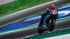 MotoGP Test Misano Adriatico, day-2: Fabio Quartararo (Yamaha)