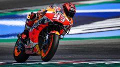 MotoGP Test Misano Adriatico, day-2: Marc Marquez (Honda)