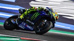MotoGP Test Misano Adriatico, day-2: Valentino Rossi (Yamaha)