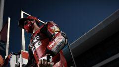 MotoGP Test Misano, Andrea Dovizioso (Ducati)