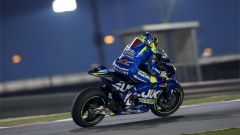 MotoGP Test Qatar Giorno 2: Viñales e Iannone di fuoco - Immagine: 1