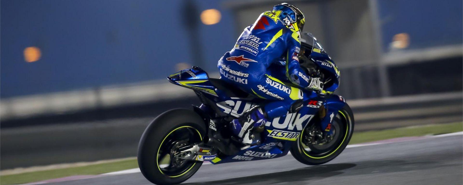 MotoGP Test Qatar Giorno 2: Viñales e Iannone di fuoco