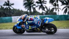 MotoGP Test Thailandia Day 1, Alex Rins