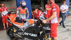 MotoGP Test Thailandia Day 1, Andrea Dovizioso