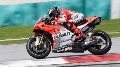 MotoGP Test Thailandia Day 1, Jorge Lorenzo