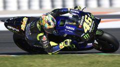 MotoGP, test Valencia: Maverick Vinales (Yamaha)