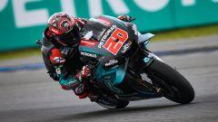 MotoGP Thailandia 2019, Buriram: Fabio Quartararo (Yamaha)