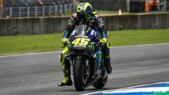 MotoGP Thailandia 2019, Buriram: Valentino Rossi (Yamaha)