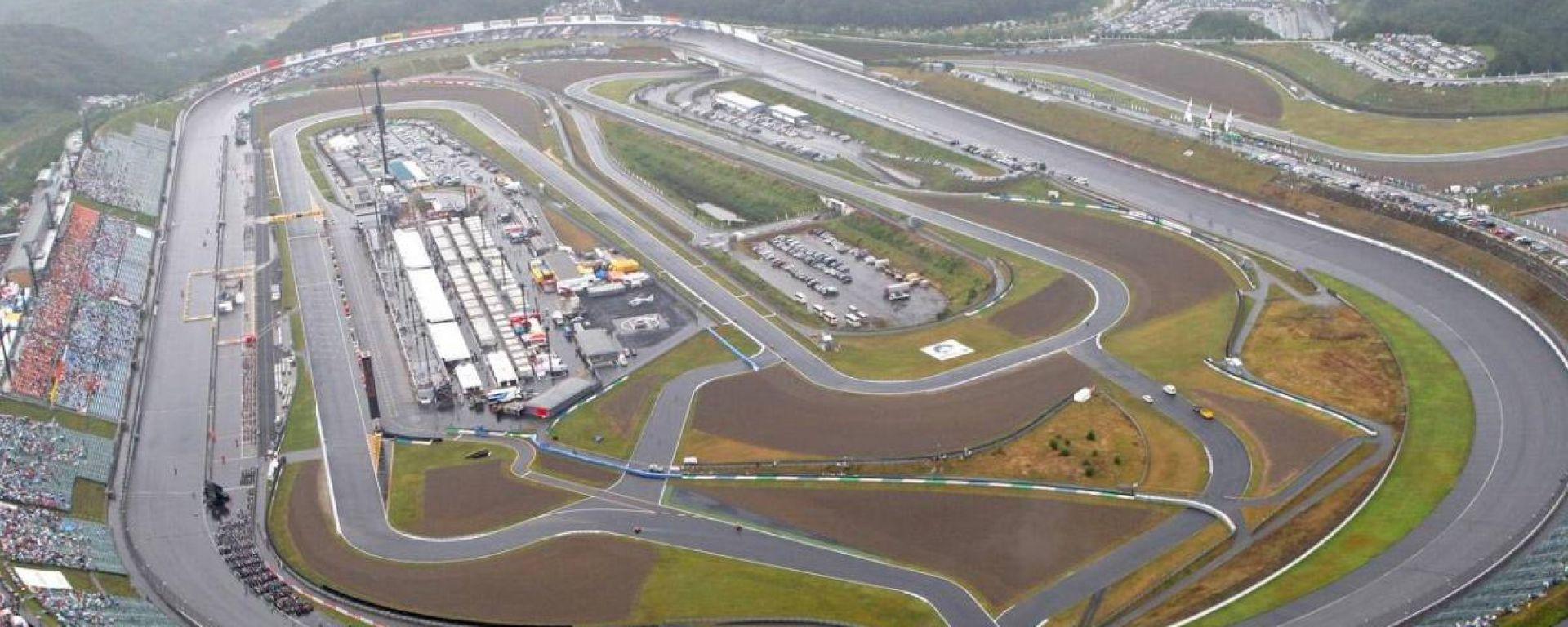 MotoGP, Twin Rings, Motegi, casa Honda