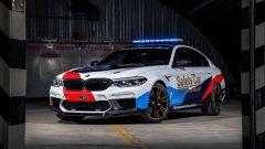 Nuova BMW M5: ecco la Safety Car del Motomondiale - Immagine: 2