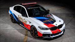 Nuova BMW M5: ecco la Safety Car del Motomondiale - Immagine: 1