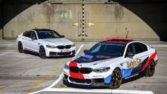 Nuova BMW M5: ecco la Safety Car del Motomondiale - Immagine: 4