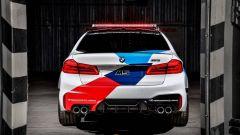 Nuova BMW M5: ecco la Safety Car del Motomondiale - Immagine: 11