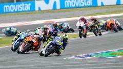 MotoGP, Una fase del GP Argentina 2018