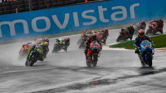 MotoGP Valencia 2018, Ricardo Tormo, Cheste: la partenza