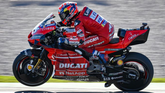 MotoGP Valencia 2019, Ricardo Tormo, Cheste: Andrea Dovizioso (Ducati)