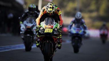 MotoGP Valencia 2019, Ricardo Tormo Cheste: Andrea Iannone (Aprilia)