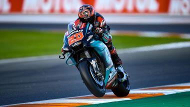 MotoGP Valencia 2019, Ricardo Tormo, Cheste: Fabio Quartararo (Yamaha)