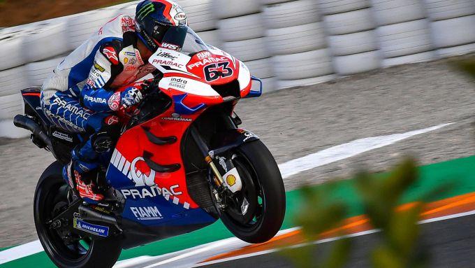 MotoGP Valencia 2019, Ricardo Tormo Cheste: Francesco Bagnaia (Ducati)