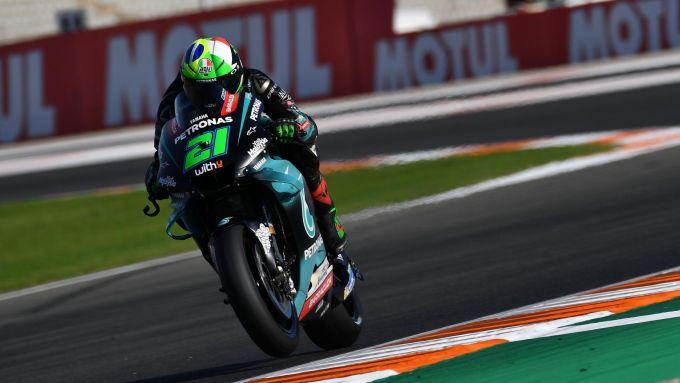 MotoGP Valencia 2019, Ricardo Tormo, Cheste: Franco Morbidelli (Yamaha)