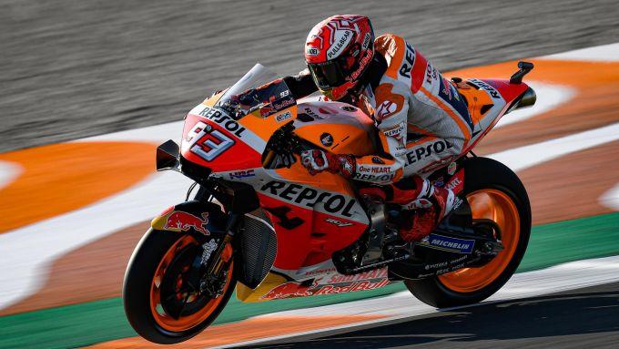 MotoGP Valencia 2019, Ricardo Tormo, Cheste: Marc Marquez (Honda)