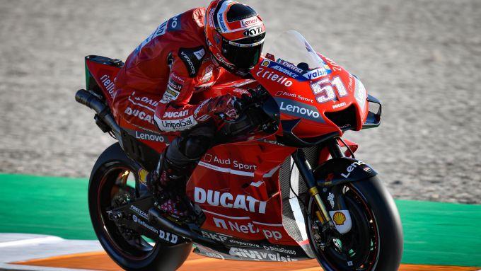 MotoGP Valencia 2019, Ricardo Tormo Cheste: Michele Pirro (Ducati)