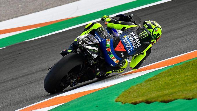 MotoGP Valencia 2019, Ricardo Tormo Cheste: Valentinno Rossi (Yamaha)